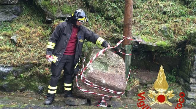 pompieri a faggeto lariana