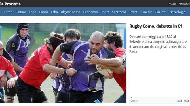 rugby como