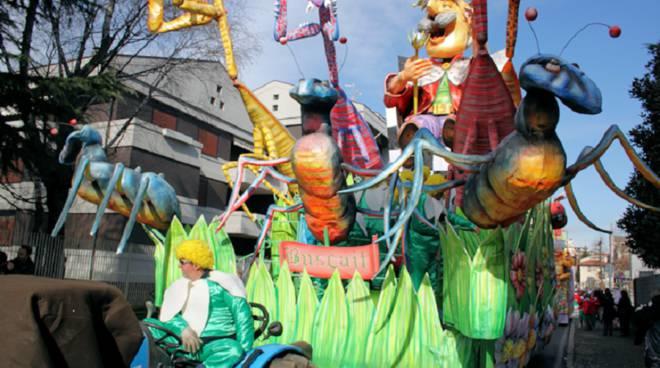 Buscait.vincitori Carnevale Cantù.88 edizione.2014