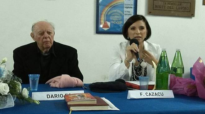 Dario Fo e Florina Cazacu