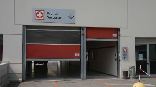 pronto soccorso esterno accesso