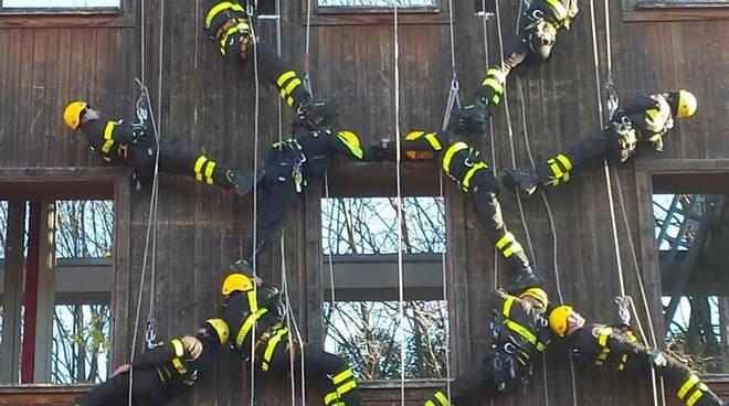 prova pompieri santa barbara