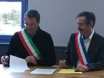 sindaco pusiano maspero con collega francese
