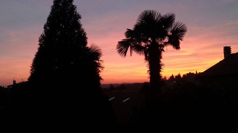 tramonto oggi