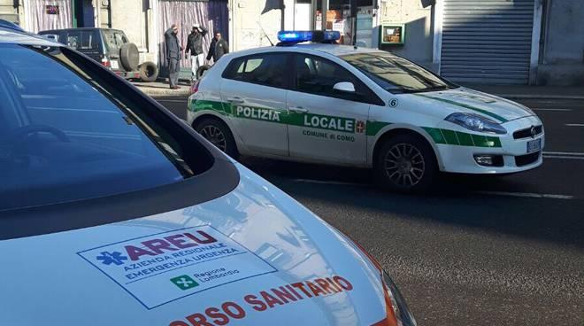 ambulanza piazza san rocco