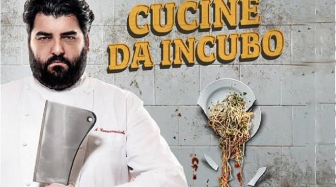 IL RETROSCENA - Antonino Cannavacciuolo in una cucina da incubo ...