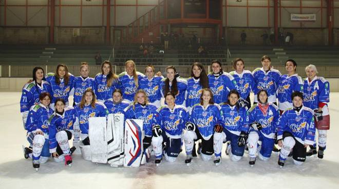 hockey como donne