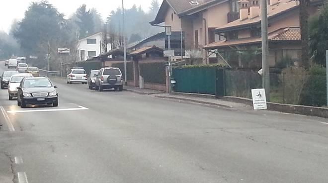 senna autovelox vigili