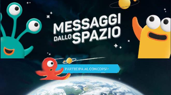 A2A messaggi dallo spazio