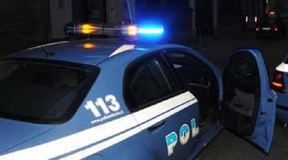 auto polizia notte controlli