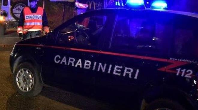 carabinieri erba sera
