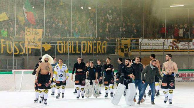 hockey cavalese
