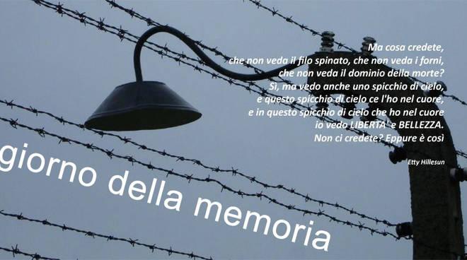 logo giornata della memoria