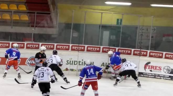 Merano hockey como