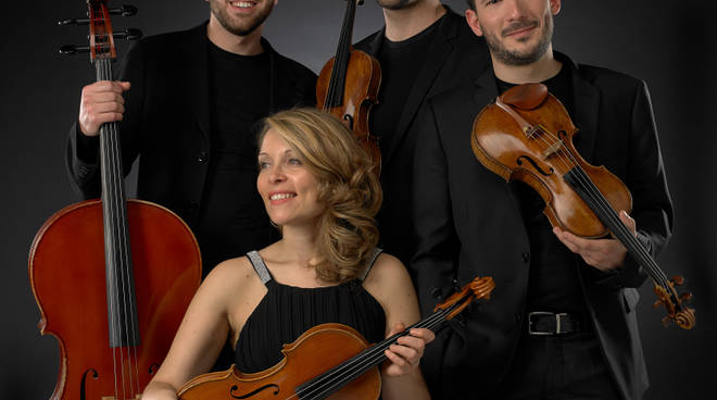 Quartetto Noûs 2015