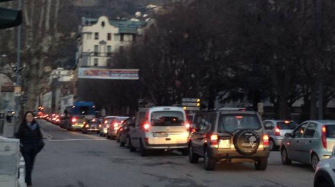 traffico domenica a como2