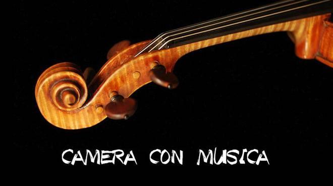 camera con musica