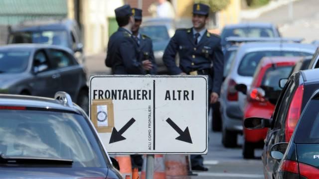 frontalieri cartelli