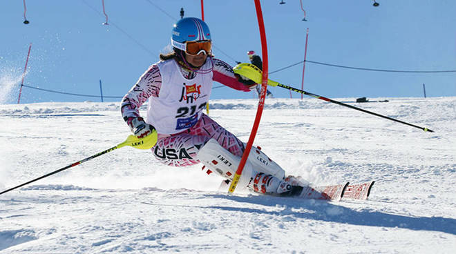 Giulia-Lorini slalom