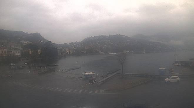 hangar web cam con pioggia