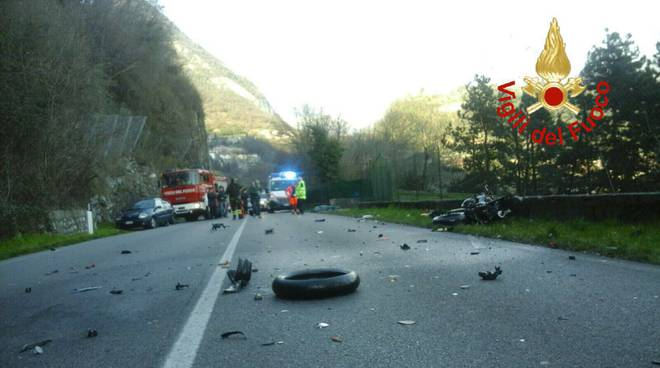 incidente mortalr arosio canzo