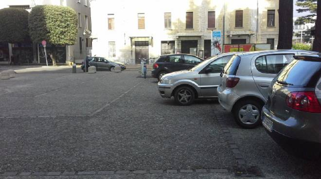 parcheggio via gallio como