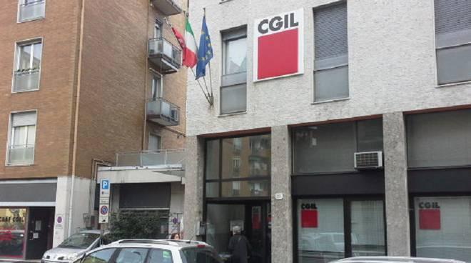 SEDE DELLA CGIL COMO ITALIA LIBERA