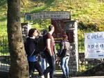 accesso pedonale villa balbianello