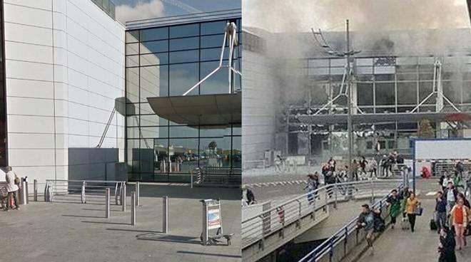 aeroporto bruxelles attentato