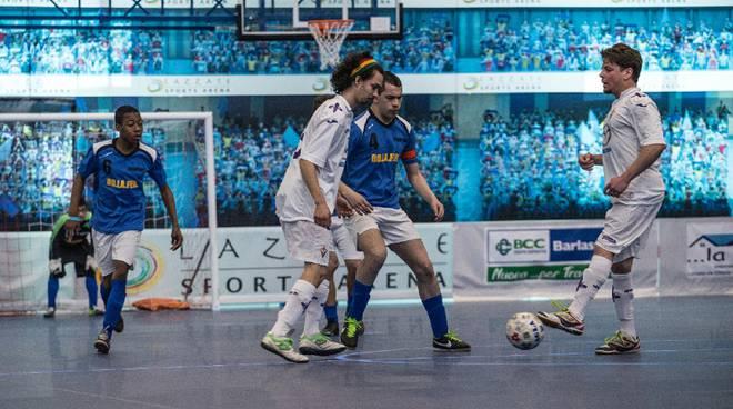 Calcio Coppa Italia disabili