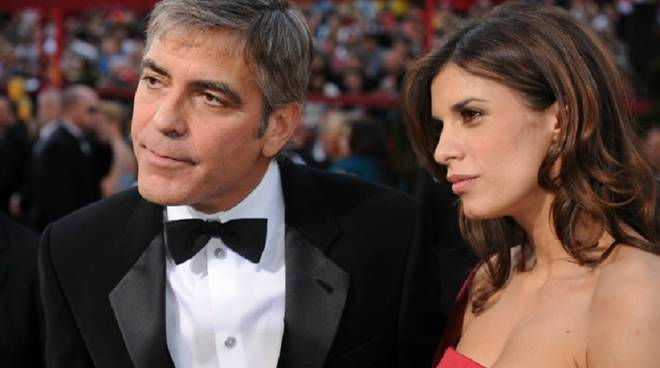clooney-canalis ricevimento