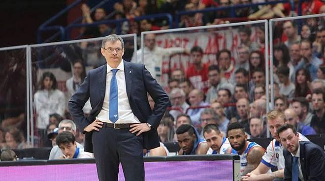 coach bazarevich al forum milano