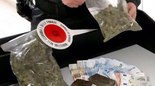 droga sequestro finanza