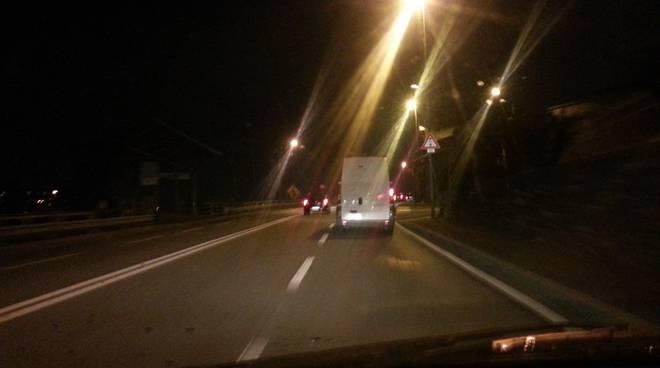 furgone napoleona inversione