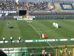 minuto silenzio stadio bandiera belgio