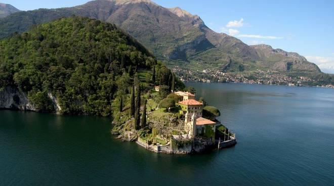 Villa del Balbianello Photo di Giorgio Majno,Fotografo ©  FAI - Fondo Ambiente Italiano