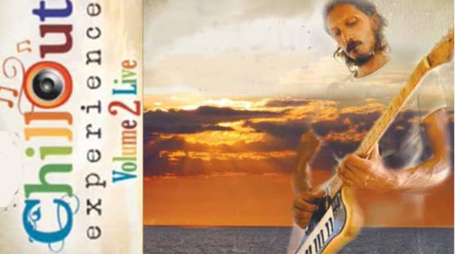 Luka Zotti - copertina Chillout Experience Vol 2