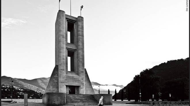 razionalismo locandina reading al monumento ai caduti
