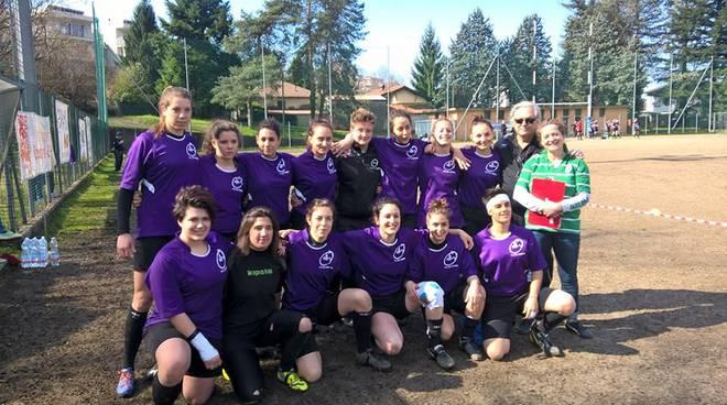 rugby como donne formazione