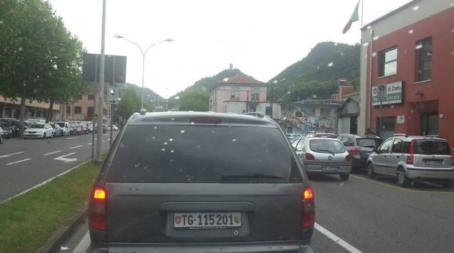auto svizzera oggi como ascensione