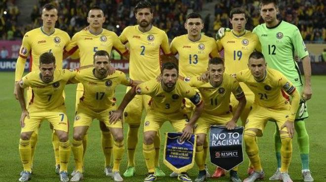 nazionale rumena calcio