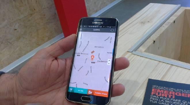telefonino e app per furti