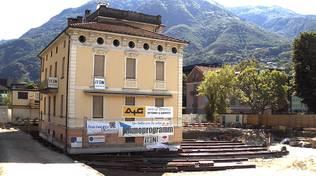 villa carmine bellinzona