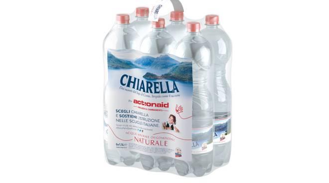acqua chiarella action aid