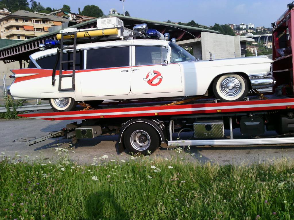 auto ghostbusters