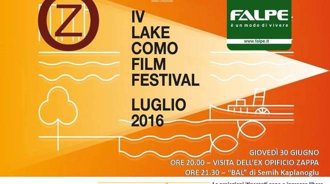 evento lake como film festival opificio zappa
