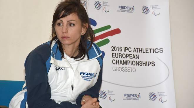 federica maspero atleta paraolimpica