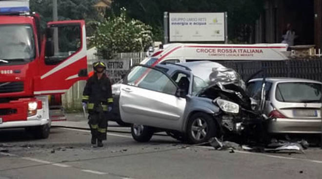 incidente mortale la valletta brianza