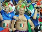 italia spagna europei calcio
