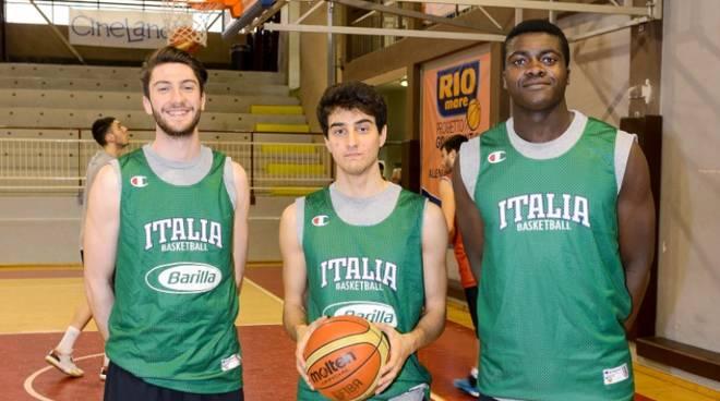 nazionali cantù basket under 20